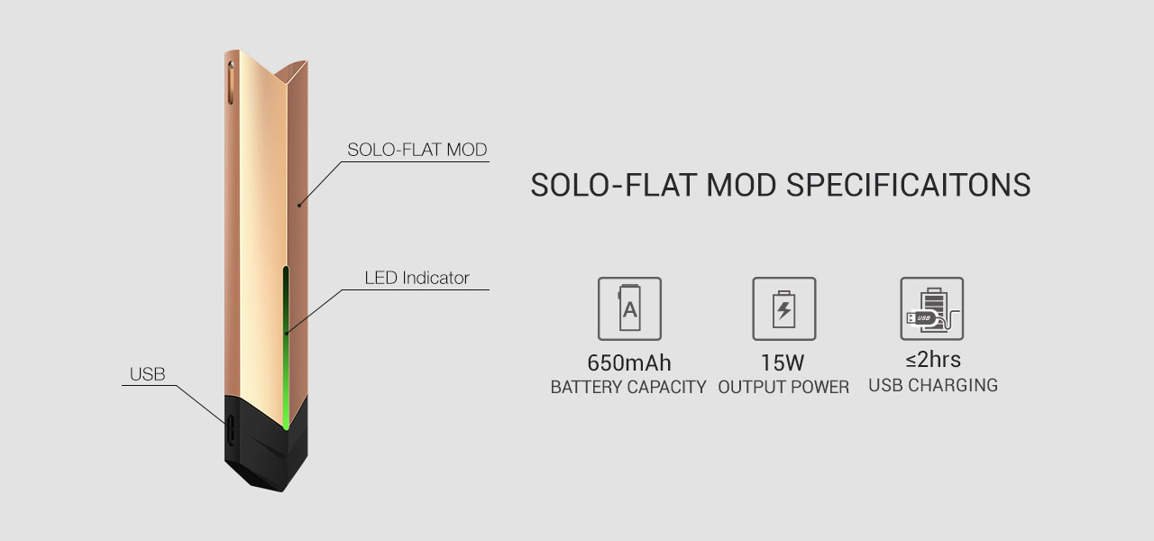 SOLO-FLAT Mod-03